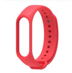 Силиконовый ремешок для фитнес браслета Xiaomi Mi