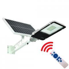 Уличный фонарь на солнечной батарее 100Вт 12000мАч