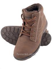 Обувь рабочая зимняя (спецобувь)