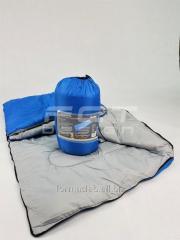 Спальный мешок осенний. спальник одеяло до -1С