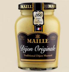 Горчица дижонская Maille оригинальная, 215 гр.