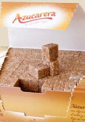 Сахар тростниковый, коричневый, нерафинированный