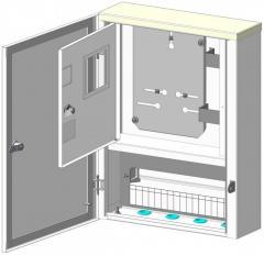 Ящик учета и распределение электроэнергии Bilmax