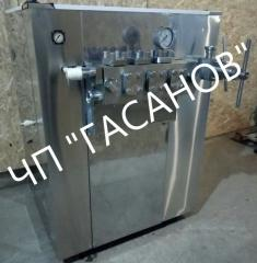 Гомогенизатор молока А1-ОГМ и А1-ОГ2М