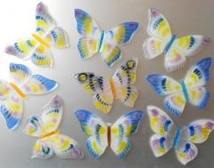 Бабочки  фьюзинг  - станет украшением Вашего