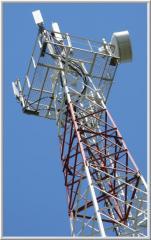 Радиомачты, Мачты радиосвязи