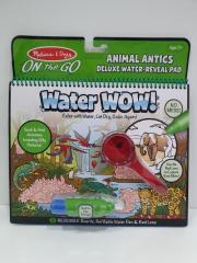Волшебная водная раскраска Мега