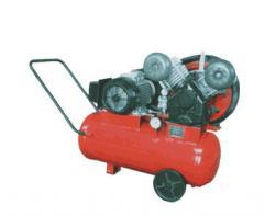 Series 2VU compressor units of low pressure,