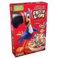 Хлопья Froot Loops 286g