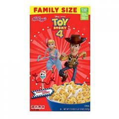 Хлопья Kellogg's Toy Story 4 507g (Поврежденн