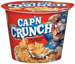 Хлопья Cap'n Crunch Cups 43g