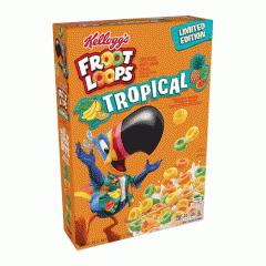 Хлопья Froot Loops Tropical 550g