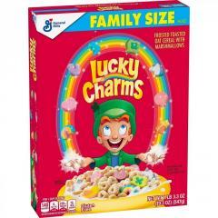 Хлопья Lucky Charms 547 гр