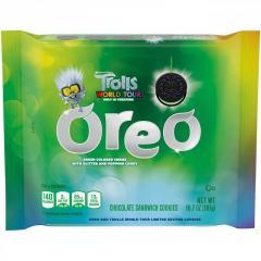 Печенье Oreo Trolls Chocolate 303g