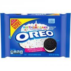 Печенье Oreo Birthday cake (family size) 482g