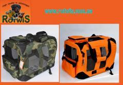 Каркасные сумки (переноски) для собак