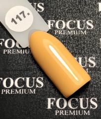Гель-лак Focus premium № 117, 8 мл