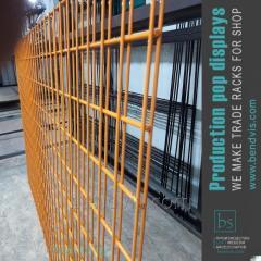Торговые сетки и решетки