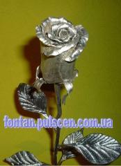 Кованая роза Кованые розы Ковані троянди оптом
