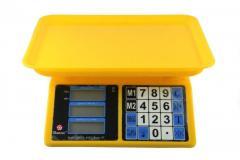 Торговые весы DOMOTEC, MS-266, электронные