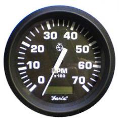 Tachometer of TM and ZM TKP-60/3M Thermometer