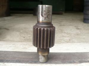 Shaft gear wheel 23-06020-19 Shaft gear wheel
