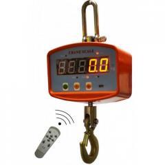 Весы крановые электронные OCS-XZА 300/500/1000кг