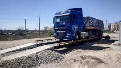 Автомобильные платформенные весы до 60/80/100 тонн