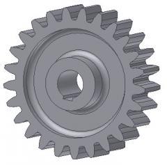 Gear wheel 4-06020-10