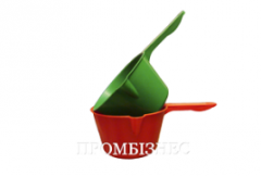Ladles plastic from the producer, Makiivka,