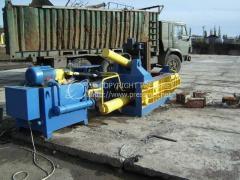 Гидравлический б/у пресс для металлолома Y83UA-100