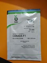 Морква Канада F1 25 000с. Bejo 1,8-2,0мм