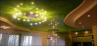 Натяжные потолки Симферополь