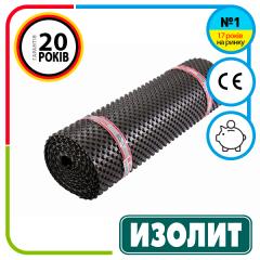 Шиповидна геомембрана Ізоліт PROFI 0.5 (1х20м)