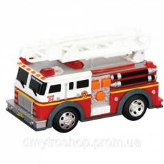 Спецтехника Toy State Пожарная машина с лестницей