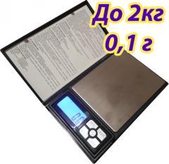 Весы карманные/портативные до 2кг/0,01г