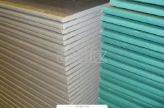 Gypsum cardboard 2