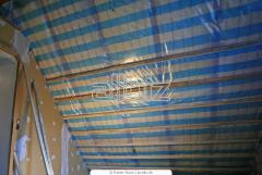 Roofing thermal insulation