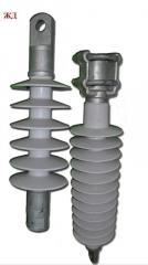 Изолятор полимерный для контактной сети железных