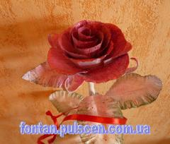 Кована роза Кованая роза  Кованые розы Ковані