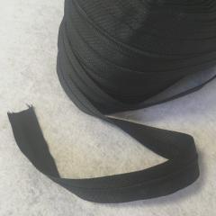 """Рулонная молния типа """"Спираль"""" Т-3 (200м.), черная (6-2426-В-201)"""