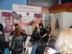 Безопасная краска для волос BERRYWELL (Германия)