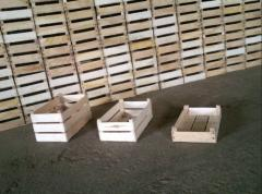Boxes from an interline interval from the