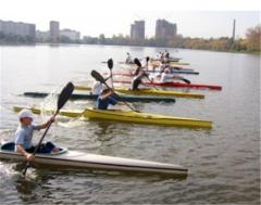 Kayak in Ukraine, the photo price