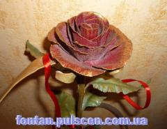 Kovan_ troyand - Shod roses with an engraving