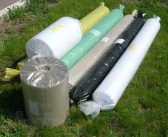 Plastic bags for ferment and salting of food