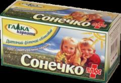 Herbal tea of phyto Sonechk