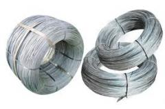 Wire low-carbon OK without covering