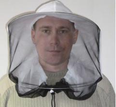 The beekeeper's mask | Head wears for