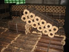 Fuel briquettes wholesale